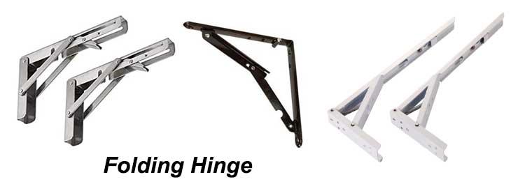 JH-Mech Folding Hinge Supplier